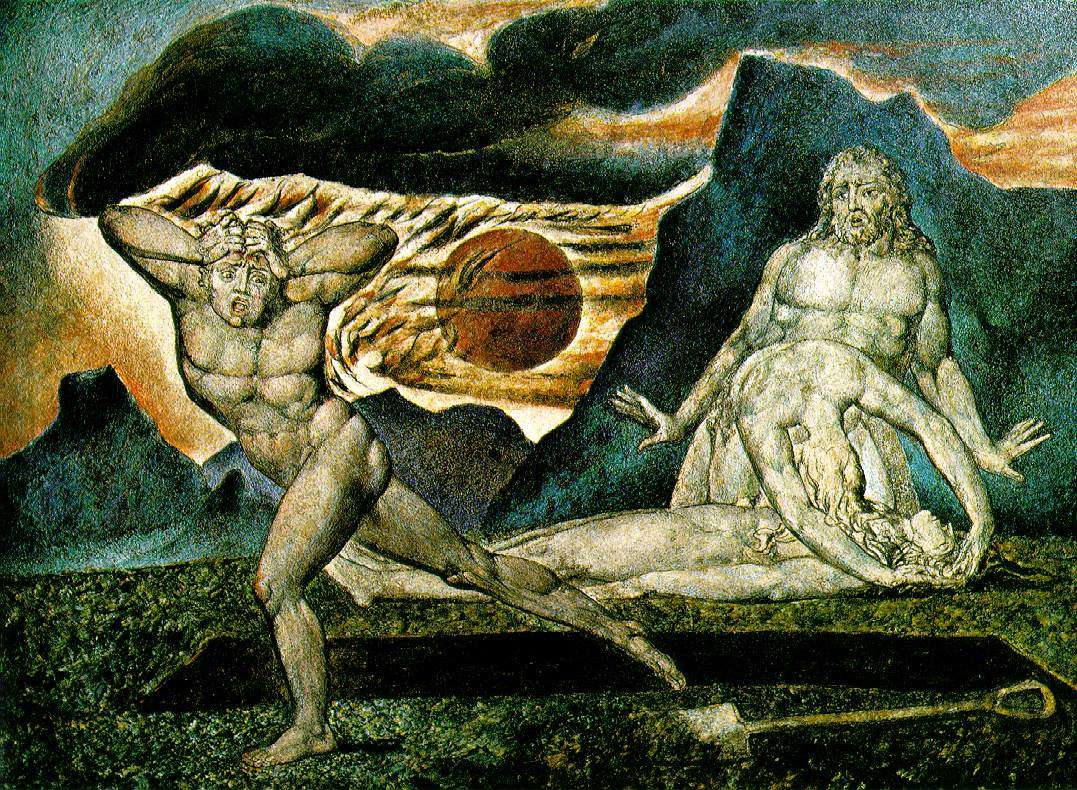 image of cain and abel and adam and eve